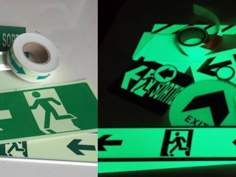 Fornecemos placas de sinalização para empresas e particulares